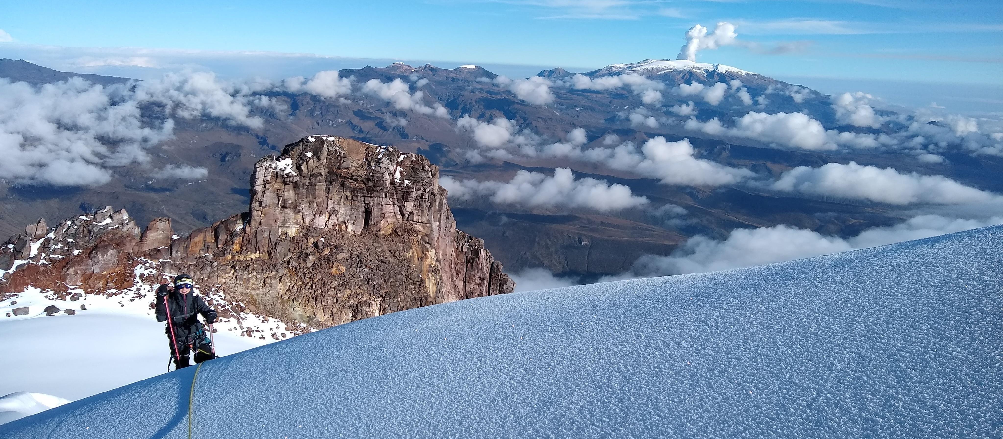 Colombia: Pico Cristobal Colón 5.775m
