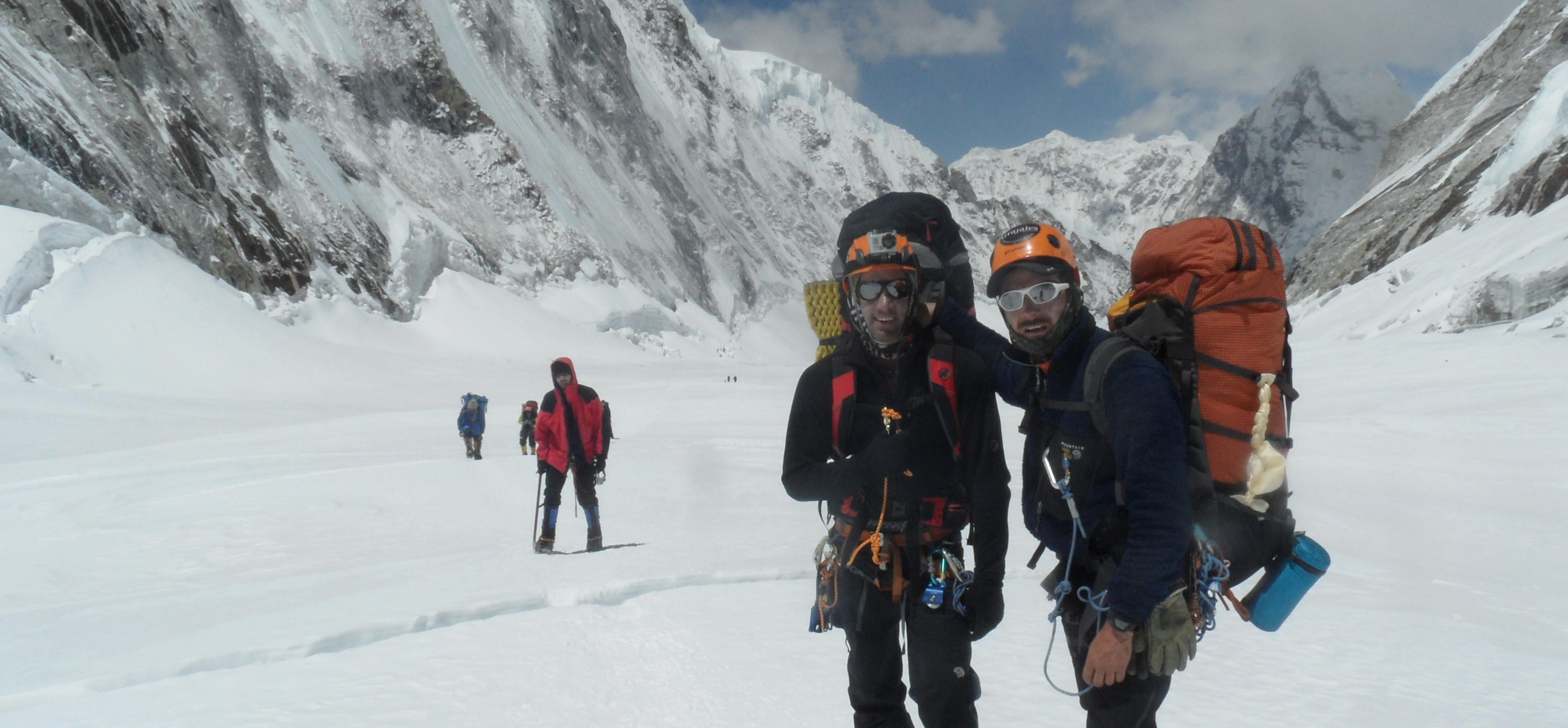 Experiencia Lhotse 2012