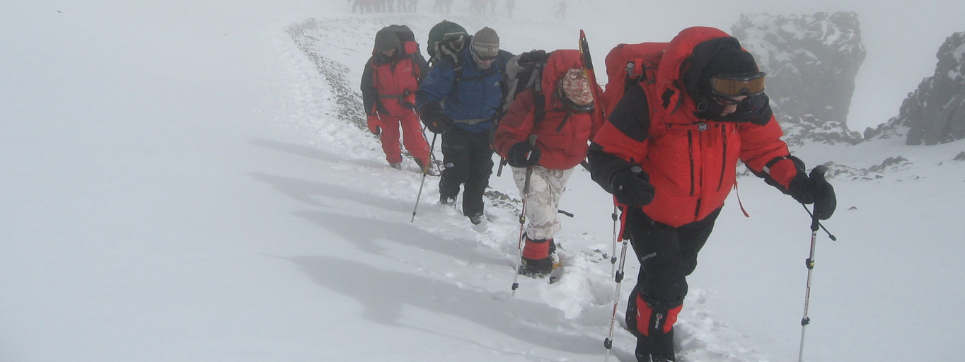 Aconcagua expediciones