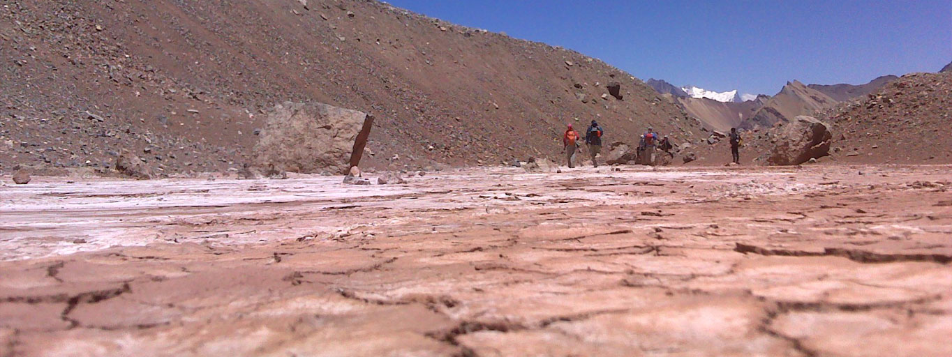Juncal 6.100M, Andes Centrales