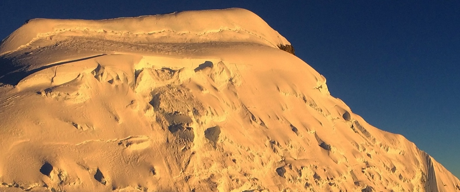 Nevados Alpamayo 5.947m – Huascarán 6.768m