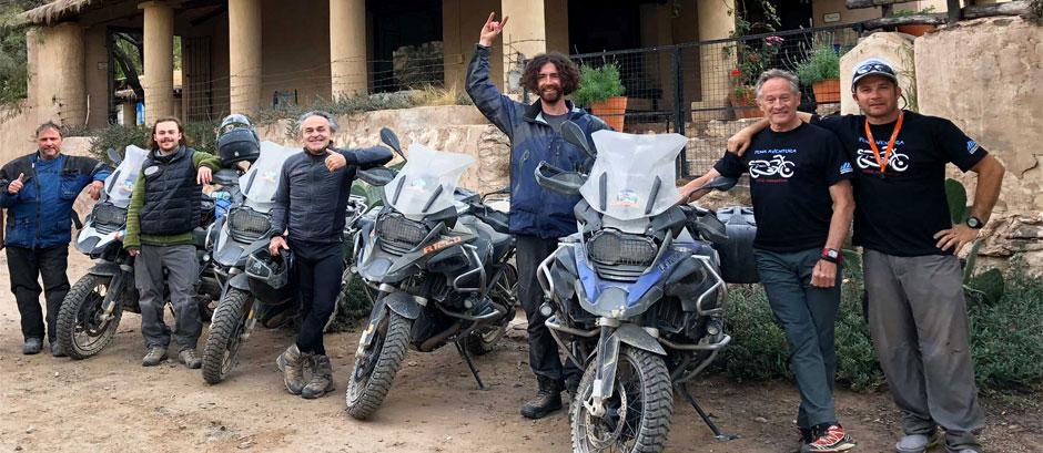 Moto aventura
